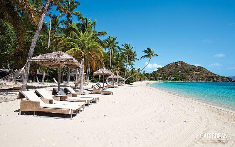 """""""Bãi Sao"""" đây là một trong những bãi biển xinh đẹp nhất Đảo Ngọc."""