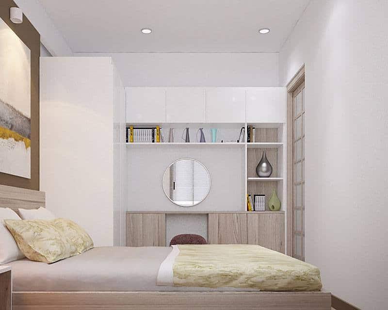 Gọn gàng tinh tế là tiêu chí mà Nam Long đặt lên hàng đầu khi thiết kế dòng căn hộ Ehom S.