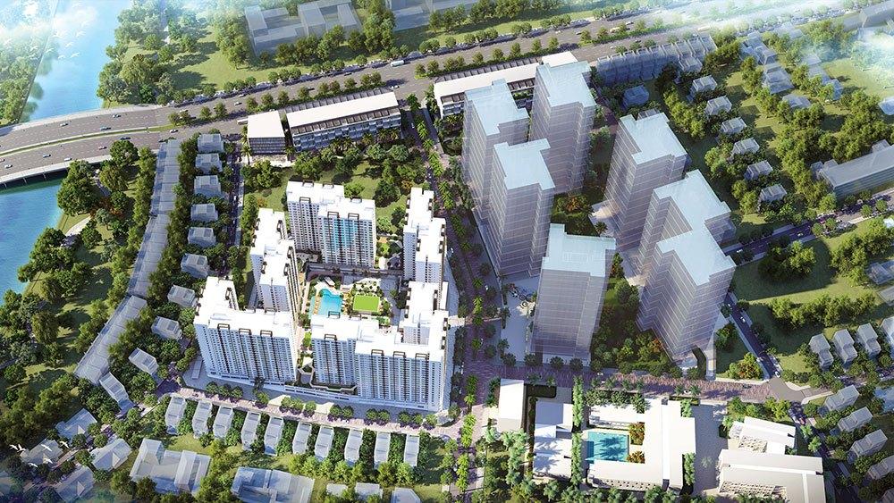 Dự án Akari City của Nam Long Group