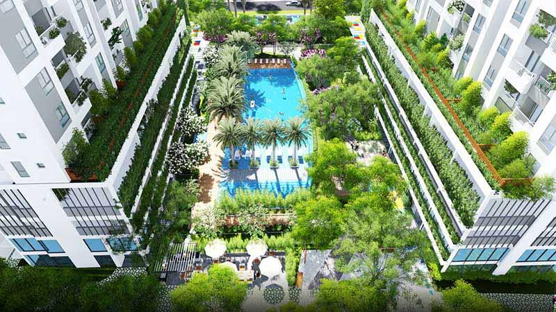 Eco Green Sài Gòn là dự án tiềm năng có thể phát triển trong tương lai