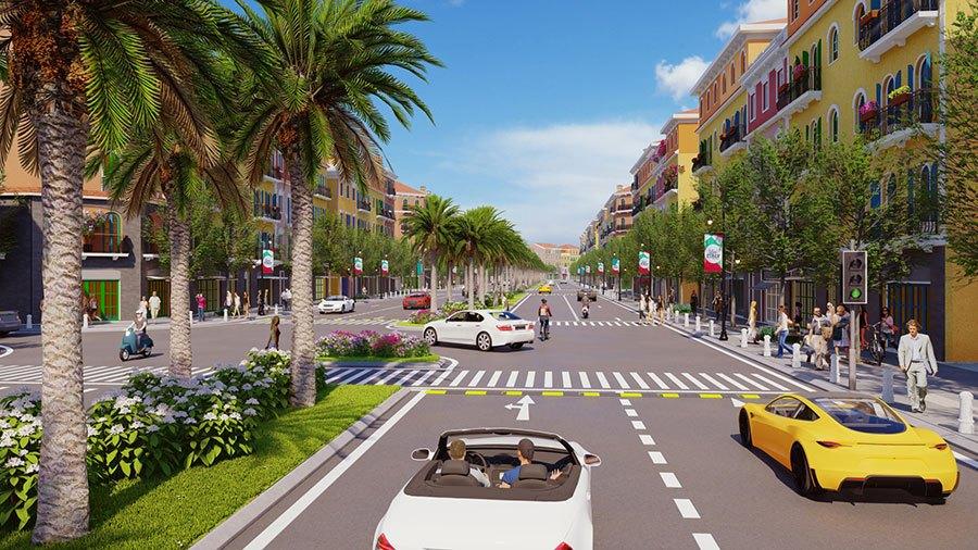 Siêu dự án Sun Grand City Nam Phú Quốc của Sun Group tại An Thới.