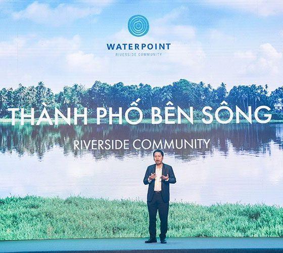 Ông Nguyễn Minh Quang – Giám đốc Khối Tiếp thị và Kinh doanh NLG